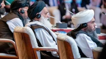 verhandlungen mit taliban: fortschritte bei afghanischen friedensgesprächen