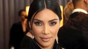 TV-Star: Kim Kardashian besuchte zum Tode Verurteilten