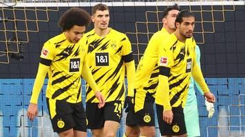 Bundesliga: BVB patzt gegen 1. FC Köln – Horror-Serie des FC endet