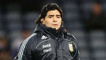 Diego Maradona: Angeblicher Sohn will Leiche ausgraben