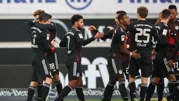9. Spieltag: FC Bayern behauptet Bundesliga-Spitze - BVB patzt