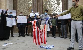 Iran ortet USA und Israel hinter Anschlag auf Atomphysiker