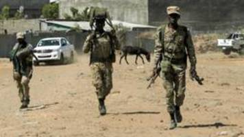 Angriff auf Mekelle: Äthiopien erobert Tigrays Hauptstadt