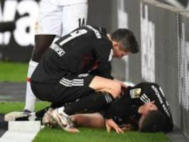 FC Bayern: Drei Punkte, vier Verletzte