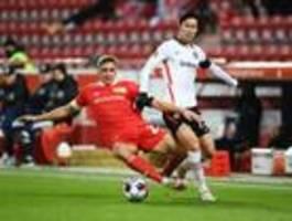 3:3 gegen frankurt – positive corona-tests bei klubmitarbeitern