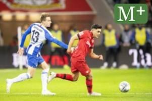 Hertha BSC: Warum Hertha BSC Leverkusen als Vorbild nehmen sollte