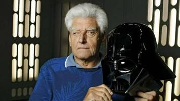 Mann unter der Maske: Darth Vader der Originaltrilogie: Star Wars-Schauspieler David Prowse gestorben