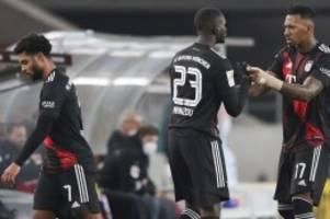 """Bundesliga: FC Bayern beklagt vier Verletzte nach Sieg:""""Sind am Limit"""""""