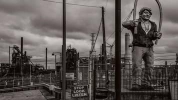 Wahlerfolge im Mittleren Westen: Auferstehung der US-Stahlindustrie? Nicht mit Joe Biden