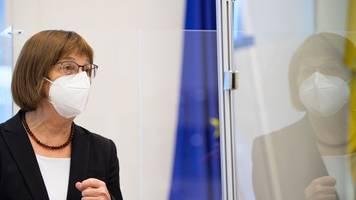 Brandenburgs Gesundheitsministerin Nonnemacher in Quarantäne