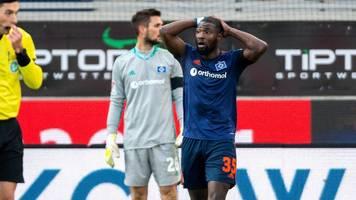 2. Bundesliga: HSV schenkt Sieg beim FC Heidenheim her – und rutscht ab