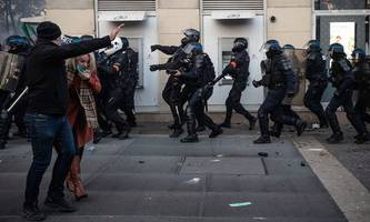 Protestwelle gegen Polizeigewalt