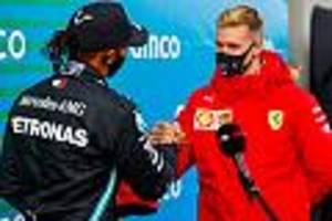 Sohn von Michael - Mit Sieg in Bahrain könnte Mick Schumacher seinen Formel-1-Traum fast erfüllen