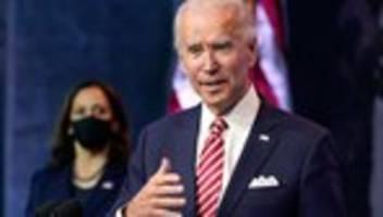 US-Regierung: Joe Biden will Top-Posten im Kommunikationsteam mit Frauen besetzen