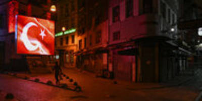 Corona in der Türkei: Opposition fordert Total-Lockdown
