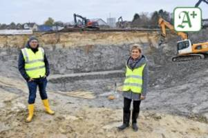 kreis pinneberg: projekt see: tornesch baut sich ein gewässer