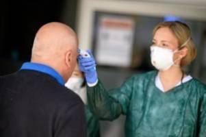 Lungenkrankheit: Corona-Infektion: Symptome, Übertragung, Verlauf, Tests