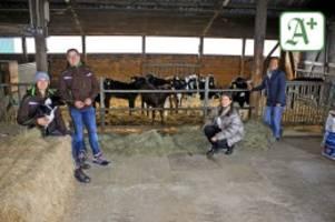 neue vermarktungsidee: landwirte aus der region tun sich zusammen
