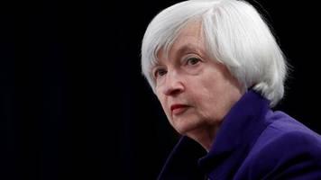 Ex-Fed-Chefin: Biden nominiert Yellen als US-Finanzministerin