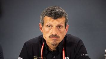 Nach Unfall in Bahrain: Haas-Teamchef Steiner besucht Grosjean im Krankenhaus