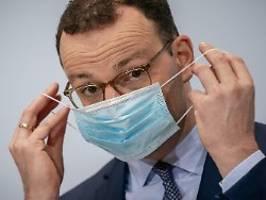 praxen sollen im sommer starten: spahn will erste impfungen bis januar