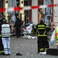 Vier Tote bei Attacke mit Geländewagen in Trier - Motiv weiter unklar