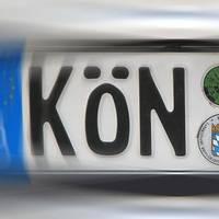 Wussten Sie?: Kein MO-RD in Moers – diese Autokennzeichen sind in Deutschland verboten