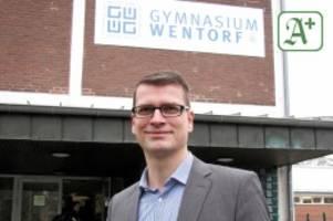 schule: bald sechszügig: am gymnasium wentorf werden räume knapp