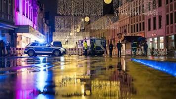 Amokfahrt : Autofahrer tötet vier Menschen in Trier – Mutmaßlicher Täter festgenommen