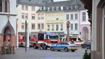 Feuerwehrchef: Rund 300 Retter in Trier im Einsatz