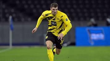 champions league: bvb gegen lazio ohne meunier - can und guerreiro fraglich