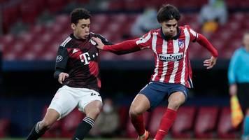 Champions League - Bayern München ungeschlagen - Spätes 1:1 bei Atlético