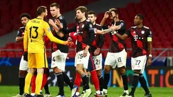 Champions League: Zwei Fünfer und vier Zweier – die Noten für den FC Bayern