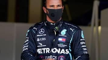 Kein Start in Bahrain: Formel-1-Weltmeister Hamilton positiv auf Corona getestet