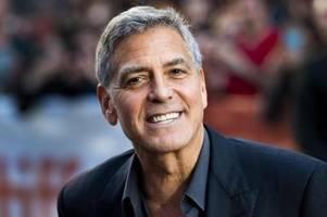 George Clooney kniete beim Heiratsantrag 20 Minuten vor seiner Frau