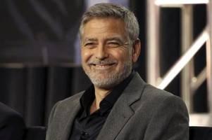 George Clooney freut sich auf echte Kinoerlebnisse