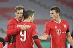 +++ Live-Ticker +++ - Lewandowski pausiert: FC Bayern ohne drei Stammspieler gegen Atlético Madrid