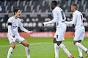 Champions League - Gladbach gegen Inter Mailand im Live-Ticker: Ballert sich die Rose-Elf ins Achtelfinale?