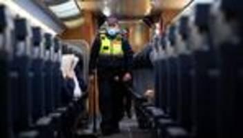Corona-Maßnahmen: Deutsche Bahn verdoppelt Sonderzüge zu Weihnachten
