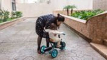 Kinder in der Corona-Krise: Mein Mädchen hat im Lockdown kaum andere Kinder gesehen