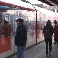 Video: Bahn verdoppelt Sonderzüge zu Weihnachten