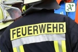 Bad Segeberg: Großeinsatz: Feuer in Segeberger Kliniken