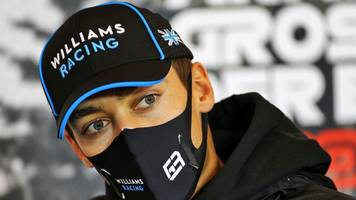 Nach Corona-Infektion: Russell ersetzt Hamilton bei Mercedes in Bahrain