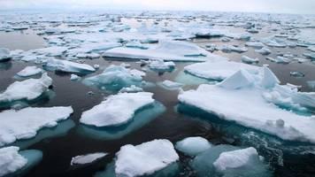 podcast tonspur wissen – klimawandel am nordpol lässt packeis schmilzen
