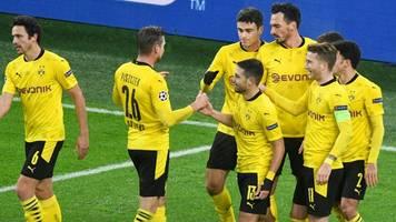 BVB: Zwei Fünfen und eine Eins – die Noten für Borussia Dortmund