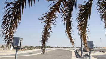 Formel 1: Schlaglichter zum Bahrain International Circuit