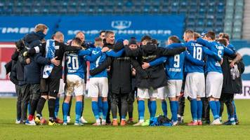 3. liga: hansa rostock siegt souverän gegen türkgücü münchen