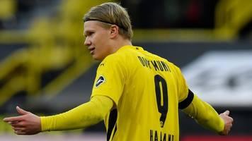 Muskelfaserriss: BVB ohne Torjäger Haaland gegen Lazio Rom