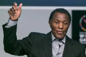 Olympiasieger und US-Fahnenträger Rafer Johnson gestorben