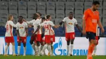 champions league: istanbul basaksehir - rb leipzig 3:4